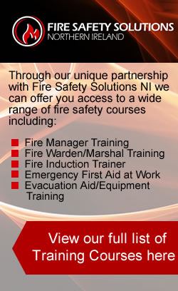 Fire Safety Solutions NI – Training Courses