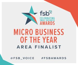 FSB Finalists for Micro Business of the Year