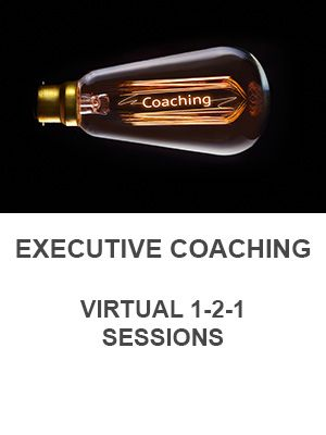 Executive Coaching 1-2-1 (Virtual)