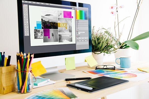 Graphic Design using Canva