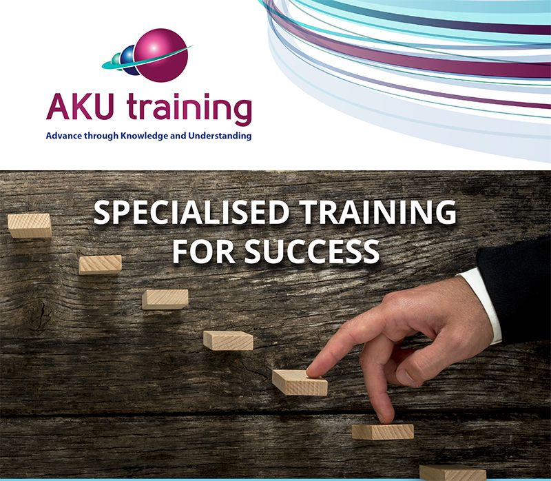 AKU Training celebrates award of major government training contract